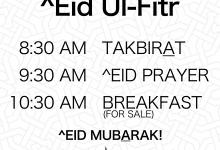 Photo of ^Eid Ul-Fitr Toronto Program